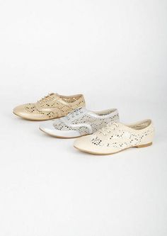 Wanted Natalie 2 Oxford - View All Shoes - Shoes - dELiA*s