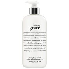 I have used amazing grace firming body lotion for easily 6 years.  The fragrance is so delicious...and feel of my skin is so smooth! -sunnynancy #Sephora #TodaysObsession