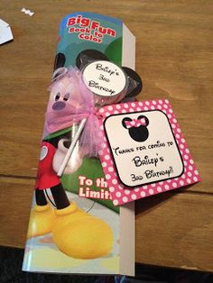 The Bufe Family: Minnie Mouse 3rd Birthday Party!