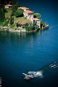 Villa del Balbianello, Lenno - Lake Como , Italy