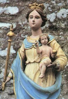Notre Dame de Toute Aide - Querrien-Francia.