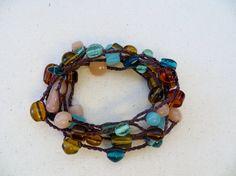 Spanish Opera: Versatile necklace/ bracelet / headband / belt on Etsy, $15.00