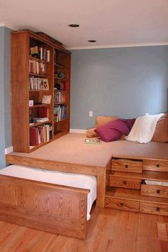 cute for a kids room & extra bed for a friend.