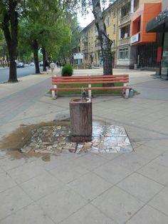 Градската баня - April 2016, 30 *C