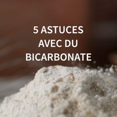 Magic ingredient: bicarbonate - Discover all our cooking tips with the use of bicarbonate in cooking! Coconut Mojito, Nail Salon Decor, Vegan Desserts, Good To Know, Cooking Tips, Helpful Hints, Easy, Baking, Food