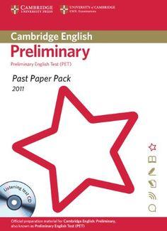 download b�� cambridge preliminary english test 1 6 pet