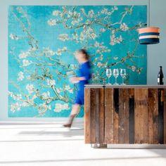 Wanddekoration Mandelblüten large von IXXI jetzt im design3000.de Shop kaufen! Klassische Kunst neu interpretiert! Wenn sich kunsthistorische Kultur...