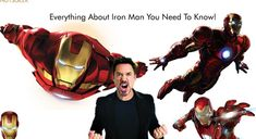 Everything About Iron Man You Need To Know!  #marvel #ironman #superhero #avengersinfinitywar #robertdowneyjr
