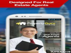AgentNet Malaysia  Android App - playslack.com ,  PropertyGuru's AgentNet app allows real estate agents in Malaysia to create new listings, market their properties, respond to enquiries and manage existing listings. The app is only available to real estat