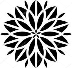 Amazing tattoo patterns and designs - Mandala