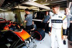 ジェンソン・バトン 「インディ500よりル・マンに挑戦したい」  [F1 / Formula 1]
