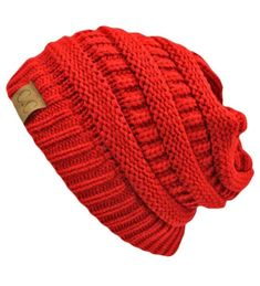 e19af0b8fd6 🎀🆕🎀CC Beanies!! 100% Acrylic Over Sized Slouchy Knit Beanie Hat ...