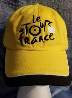 17ee5ccd7e4 EXC -Tour de France Cap Hat Cycling Race Adjustable Only
