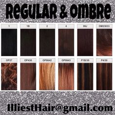Color and Style Choice with customized hair pattern choices and all are Handmade and measured specifically for the person ordering them!