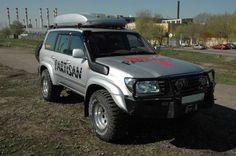Сделали Toyota Land Cruiser 100 VX