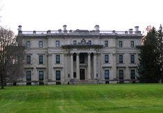 Vanderbilt Mansion, Hyde Park, New York