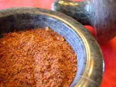 food: condiments/spices: Mexican Seasoning Mix