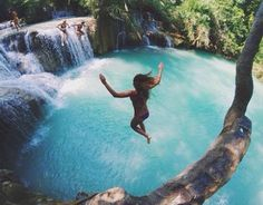 My favourite thing is adventure. I love beaches, waterfalls and exploring. Adventure Awaits, Adventure Travel, Nature Adventure, Summer Vibes, Summer Fun, Summer Goals, Funny Summer, Summer Things, Summer 2016