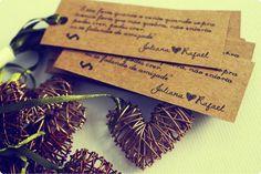 oui wedding design: {Lembrancinhas originais e criativas para casamento!}