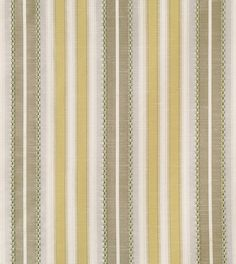 Genevieve Citrine from Eastern Accents 100% Polyester. Can get pillows, curtains, fabric.