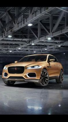 New Jaguar F Pace SUV