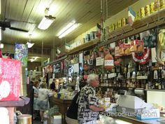Central Grocery, New Orleans, Home of the Original Muffuletta