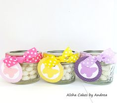 Baby Shower Favors Butterfly Tags Birthday by AlohaCakesbyAndrea, $12.00