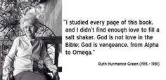 Ruth Hurmence Green