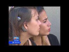 Acompaña Raúl a jóvenes con implante coclear que rindieron tributo a Fidel (+Video)
