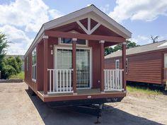 Hewitt RV Park Model Homes