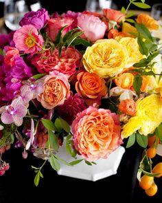 8つの新鮮な夏の結婚式の色のパレット(それらをそれを引っ張る方法!)| マサチューセッツの結婚式