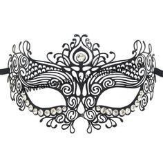 masquerade mask template intricate masquerade mask template