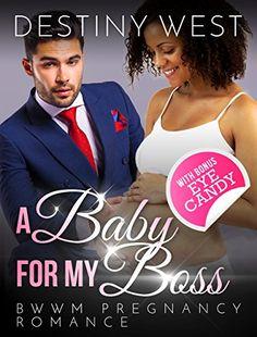 INTERRACIAL ROMANCE BWWM: A Baby for My Boss (African Ame... https://www.amazon.com/dp/B01M1ONUL0/ref=cm_sw_r_pi_dp_x_0By.xbV23RNZD