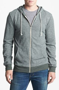 Threads for Thought Thermal Zip Hoodie available at #Nordstrom