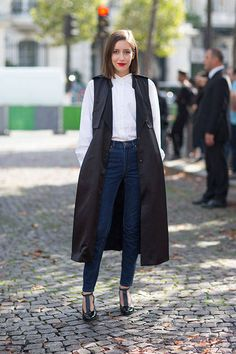 8ee4be810ad 36 Best Trend Watch  Long Vests for Fall images