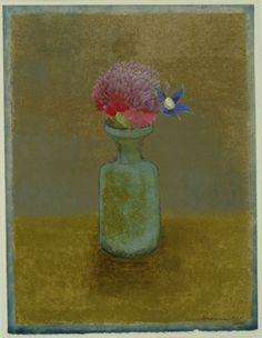 "Morris Graves: ""Summer Bouquet"" at Gail Severn Gallery Great Paintings, Beautiful Paintings, Flower Paintings, Still Life Art, Modern Artists, Artist Painting, Flower Art, Art Flowers, Cool Artwork"