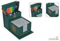 Matbaa Ürünleri : Kalemlikli Masa Üstü Notluk - MU-209