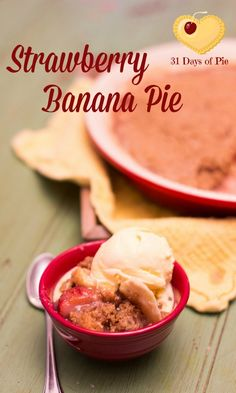 Blog post at Jennifer P. Williams : I've always loved the combination of strawberries. When I found this Strawberry Banana Pie recipe on AllRecipes, I knew it was one I wanted [..]