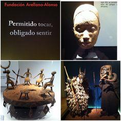 Museo de arte africano Fundación Arellano-Alonso. Valladolid Alonso, Skull, Movies, Movie Posters, African Art, Art Museum, 19th Century, African, Museums