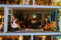 Dollhouse 3rd floor