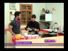 Cerca De Ti - Pan de chayote. Ingredientes - YouTube