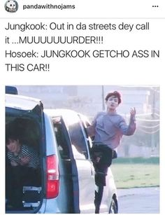 Jungkook car
