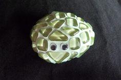 """Deko-Objekte - Glücks-Stein """"FROGGY"""" - GS102 - ein Designerstück von mein-i-puenktchen bei DaWanda"""