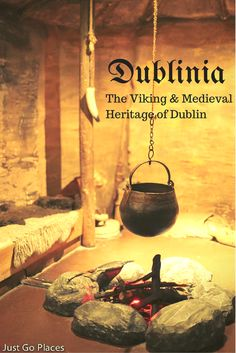 Dublinia - a museum about the viking & medieval history of Dublin Ireland