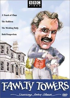 Fawlty Towers (TV Series 1975–1979) - Favorite Actors: Basil Fawtly (John Cleese) & Manuel (Andrew Sachs).
