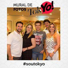 Clientes da TokYo! Restaurante café Londrina
