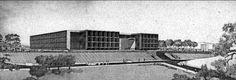 Projeto para o Paço Municipal de Florianópolis, Pedro Paulo de Melo Saraiva, 1977