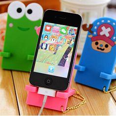 Cheap Popular de corea moda cute dibujos animados goma del teléfono móvil del sostenedor del soporte del soporte SQC117, Compro Calidad Soportes directamente de los surtidores de China:        Nombre del producto: soporte para teléfono móvil soporte para teléfono                Tamaño: 12.5*6 cm