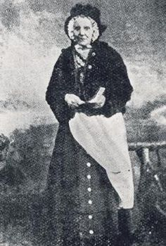 Esther Faa Blythe - well known Scottish Gypsy
