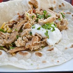 Cafe Rio Chicken | Real Mom Kitchen